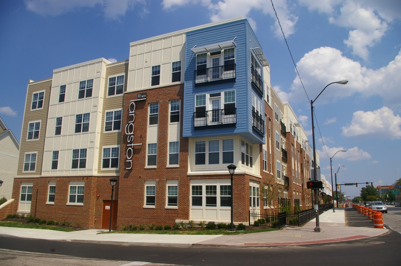 The langston welcomes first tenants campus district observer for Langston builders